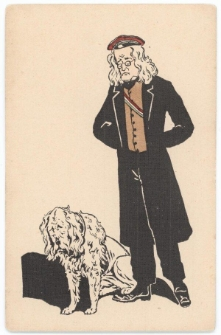 Student z psem