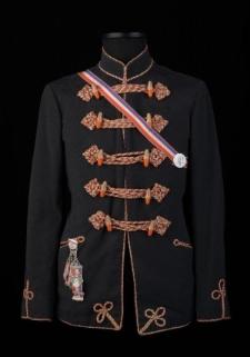 Korporacyjna kurtka mundurowa