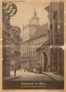 """""""Schlesische Illustrierte Zeitung"""" nr 44/1936"""