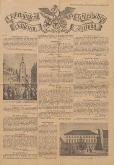 """Dodatek historyczny do gazety """"Schlesische Zeitung"""" – """"3 Jahrhunderte Schlesien im Spiegel der Schlesischen Zeitung"""" (nr 582)"""