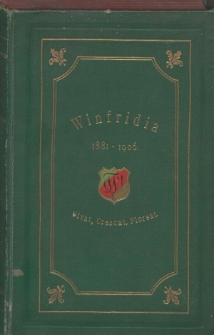 Historia katolickiej korporacji studenckiej Winfridia we Wrocławiu w latach 1881-1906