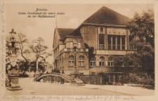 Śląskie Towarzystwo Kultury Ojczyźnianej (Schlesische Gesellschaft für vaterländische Kultur) – widok od południa