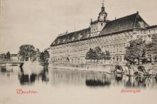 Uniwersytet Wrocławski – widok od północnego-zachodu