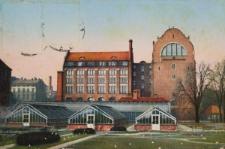 Instytut Zoologiczny Uniwersytetu Wrocławskiego – widok od południa