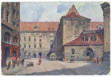 Uniwersytet Wrocławski – widok od strony południowej