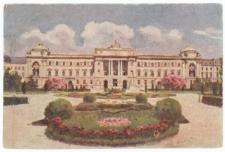 Gmach sejmu we Lwowie (Uniwersytet Jana Kazimierza)