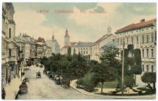 Lwów – Plac Akademicki