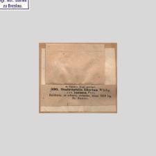 Ombrophila lilacina var. carnea