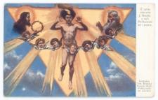 Dzieje Cywilizacji Ludzkości – obraz nr 1: Trójca Święta