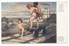 Dzieje Cywilizacji Ludzkości – obraz nr 9: Wynalazek kolei żelaznej