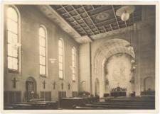 Seminarium Duchowne Albertinum we Wrocławiu-Karłowicach – kaplica