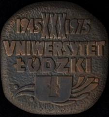 XXX lat Uniwersytetu Łódzkiego