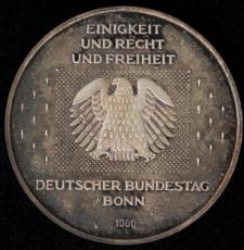 Deutscher Bundestag Bonn - Einigkeit und recht und freiheit