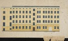 Instytut Historyczny UWr – kolorystyka elewacji