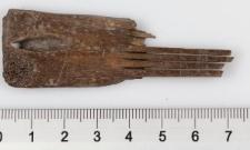 Weaving comb
