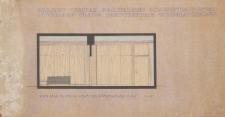Wydział Prawa i Administracji UWr – aranżacja wnętrz (ściany w pokojach nr 6-7)