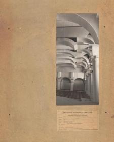 Uniwersytet Wrocławski – aranżacja wnętrza Oratorium Marianum (okładka)