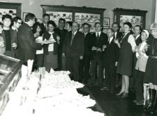 Maślankiewicz Kazimierz, spotkanie z pracownikami ING UWr