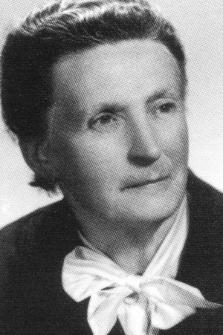 Witkiewiczowa Maria